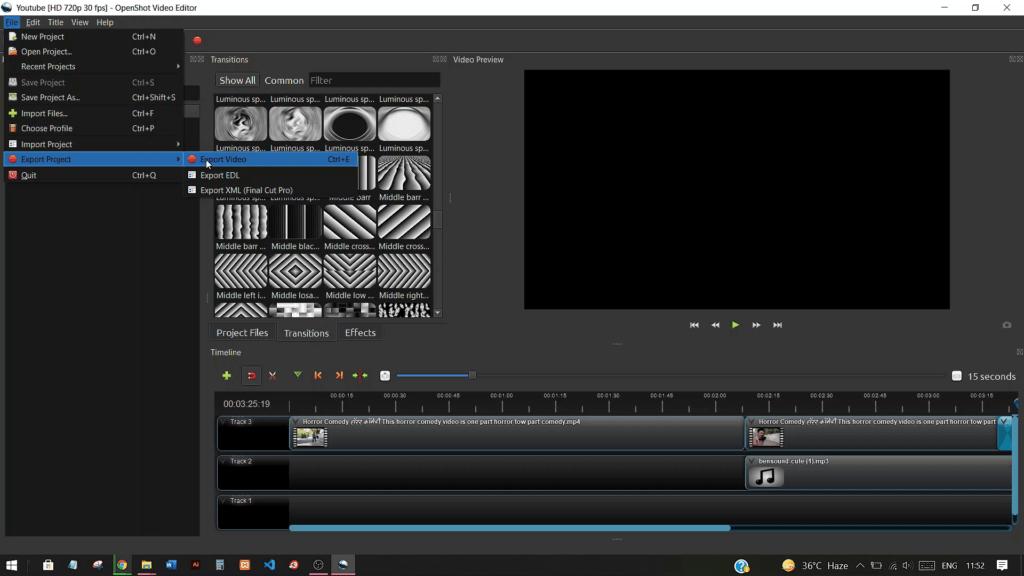 Exporting-Video-in-OpenShot