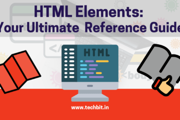 HTML Elements Reference Guide